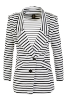 Trixie Stripe Jacket