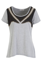 Courtney Studded Tee
