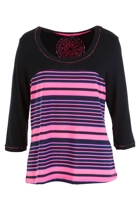 Milly Stripe Tee