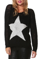 Sass Starlight Knit Sweater