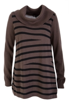 Zara Merino Cowl Neck Pull Over