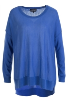Joelle Crew Neck Merino Sweater