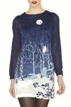 Yumi Winter Wonderland Dress