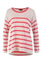 High Low Scoop Hem Pull Over