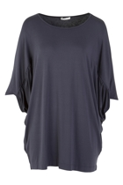 Plaza Batwing Long Top