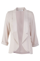 Juliette Draped Jacket