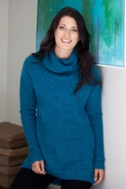Billie Cowl Neck Pull Over