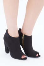 Kingston Peep Heel