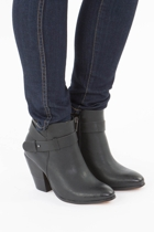 Dakota Smooth Ankle Boot