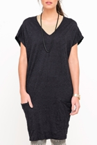 Chrysler Wool Blend Tunic Top