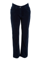 Stretch Cord Tummy Slim Jean