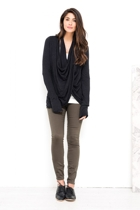 Metalicus Monique Wool Blend L/S Cardi