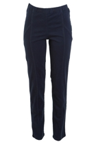 Panelled Denim Pant