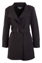 Holmes & Fallon Fully Lined 2 Button Coat
