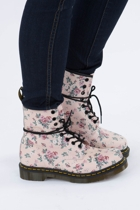 Vintage Rose Softy Boot