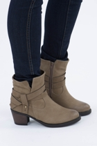 Palm Ankle Boot