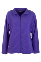 Zip Thru Polar Fleece Jacket
