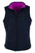 Nest Picks Reversible Contrast Vest