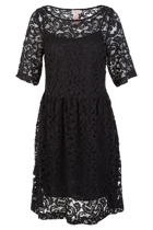 Corded Lace Dress