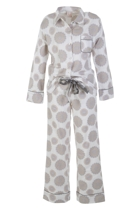 Doilies Long PJ Set
