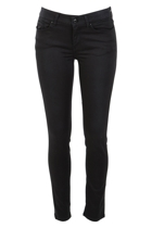 Medium Rise Skinny Denim Jean