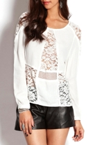 Wish Boulevard Blouse
