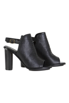 Nors Leather Heel
