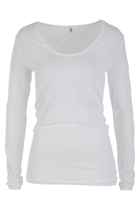Cotton Long Sleeve Top