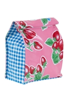 Lunch Bag - Pink Strawberry