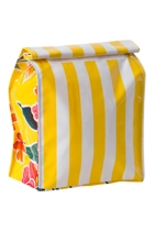 Lunch Bag - Yellow Stripes