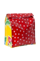 Lunch Bag - Spots On Red