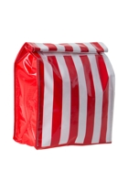 Lunch Bag - Red Stripes