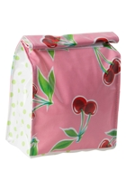 Lunch Bag - Pink Cherry