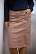Miracle Denim Skirt