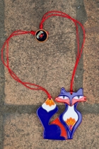 Palmona The Prairie Fox Necklace