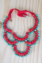Arched Adornment Necklace