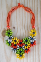 Garden Date Necklace