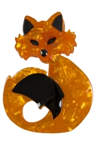 She's So Foxy Brooch