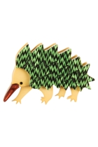 Egbert The Echidna Brooch