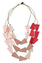 Triangular Triumph Necklace