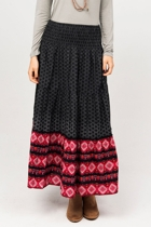 Dash Cotton Cloud Skirt