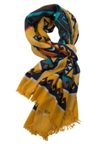 Carla Light Weight Wrap Scarf