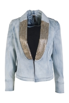 Take Me Away Sequin Jacket