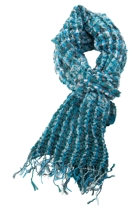 Andy Knitted Rectangular Scarf