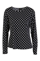 Spotty Dotty L/S Top