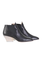Arias Leather Ankle Boot