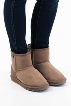 Platinum Stinger Mini Ugg Boots