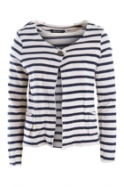 Navy Stripe Jacket