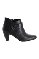 Gamble Leather Ankle Boot