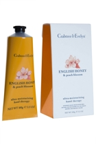 English Honey & Peach Blossom Hand Therapy 100g